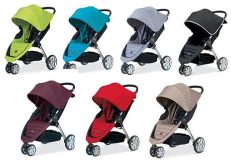 Britax B Agile Stroller Review Mom S Stroller Reviews