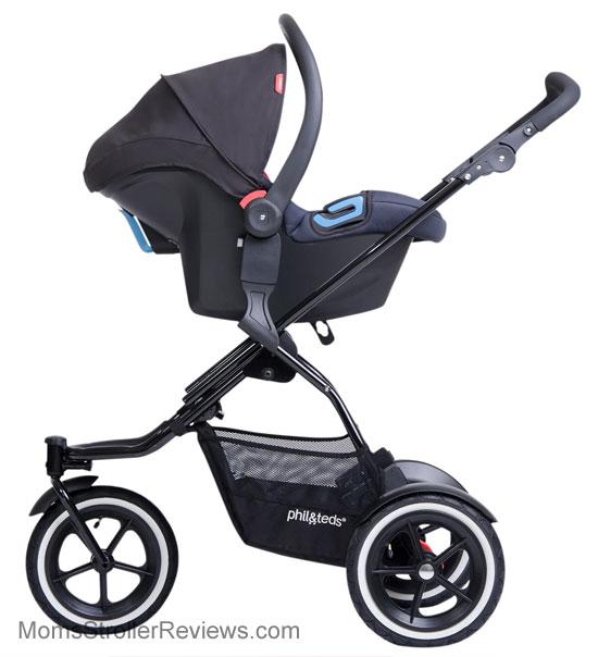 Phil And Teds Navigator Stroller Review Mom S Stroller