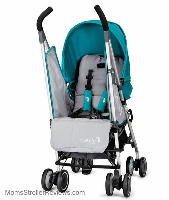 Baby Jogger Vue Lite Stroller Review Mom S Stroller Reviews