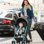 GB Qbit Travel Stroller Review