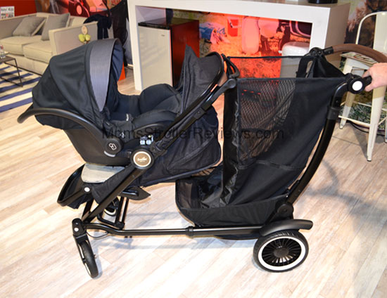 New Austlen Entourage 2016 Stroller Review Mom S