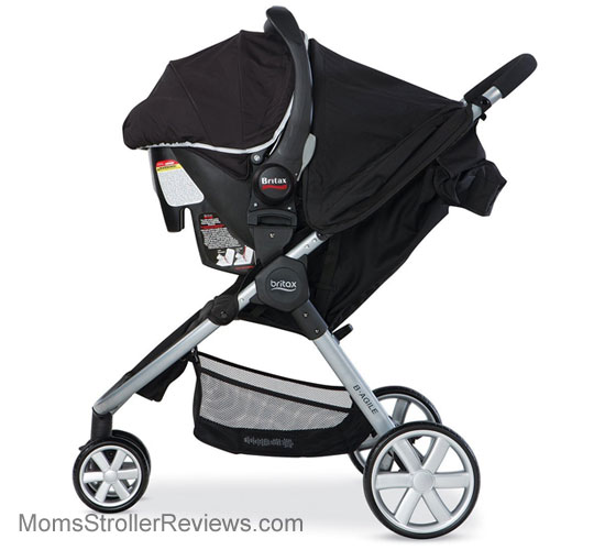britax b agile stroller review mom 39 s stroller reviews. Black Bedroom Furniture Sets. Home Design Ideas