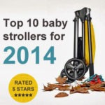 Top 10 Baby Strollers for 2014